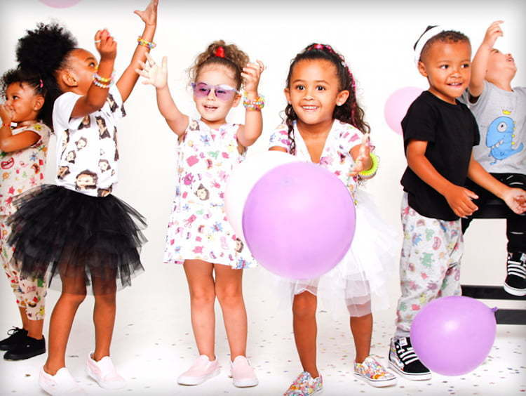 Chris Brown Daughter Royalty Launches Kids Clothing Line
