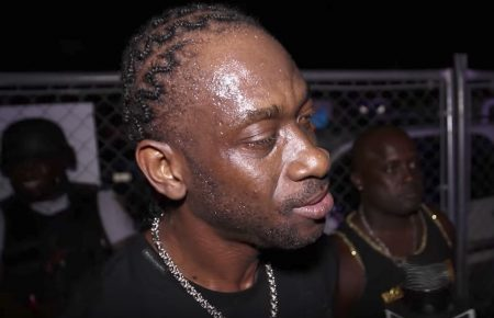 Bounty Killer Brought Out Aidonia and Masicka On Same Stage