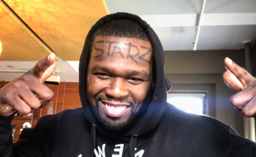 JAY-Z Who? 50 Cent Stunting His Starz Money On The Gram