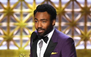 Donald Glover Wins Two Emmys and Create History In The Process