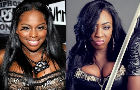 Spice Confirms Collab With Foxy Brown and Nicki Minaj Want A Piece