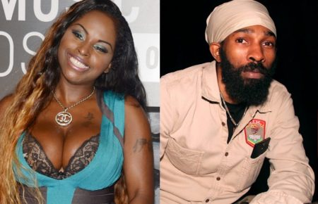 Foxy Brown Shares Photo Of Baby That Spragga Benz Allegedly Fathered