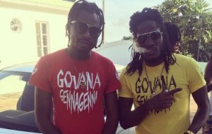 Aidonia Protege Govana To Unveil New T-Shirt Line
