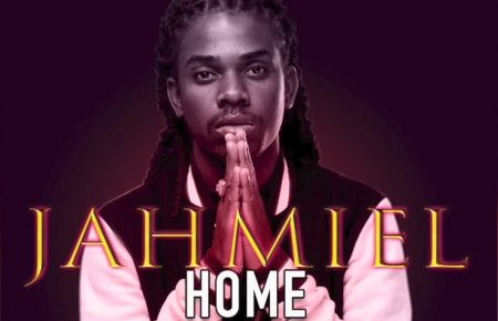 "Listen Jahmiel New Single ""Home"" (After Glow Riddim)"