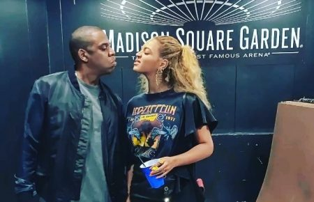 Watch JAY-Z Sings Beyonce A Happy Birthday Live