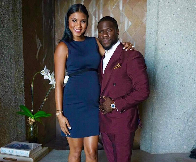 kevin hart wife - 800×659