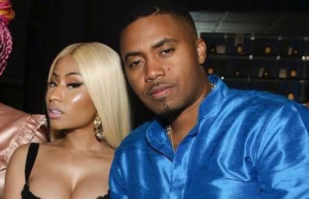 Nicki Minaj and Nas Couple Up For His 44th Birthday Party
