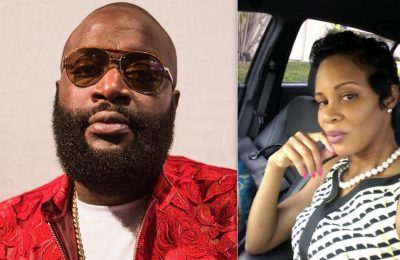 Rick Ross Baby Mama Take Shots At Him Over New Baby