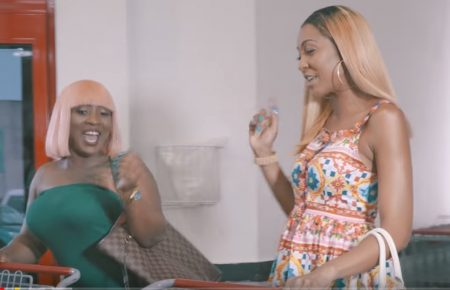 "Watch Spice & D'Angel New Video ""No Worries"""