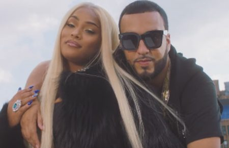"""Watch French Montana & Stefflon Don Gets Close In """"Hurtin' Me"""" Video"""