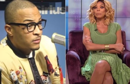Wendy Williams Claps Back At T.I. While Dissing Tiny