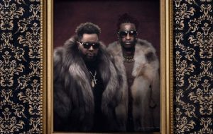 "Young Thug & DJ Carnage Drop New EP ""Young Martha"""