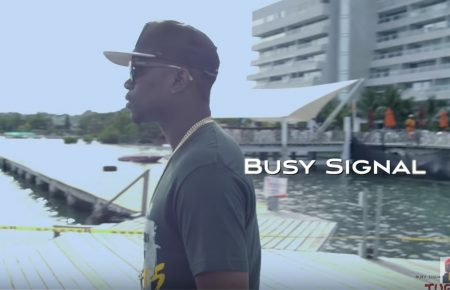 """Watch Busy Signal New Vudeo """"My Time Now"""""""
