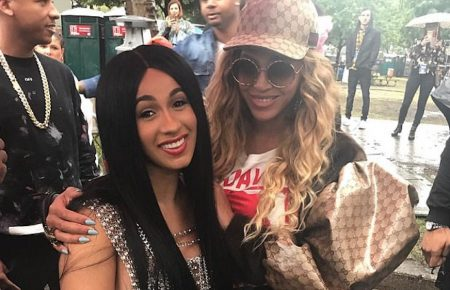 Looks Like Cardi B and Beyonce Have A Collaboration Coming