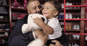 DJ Khaled Gifted Son Asahd $100 Watch For First Birthday