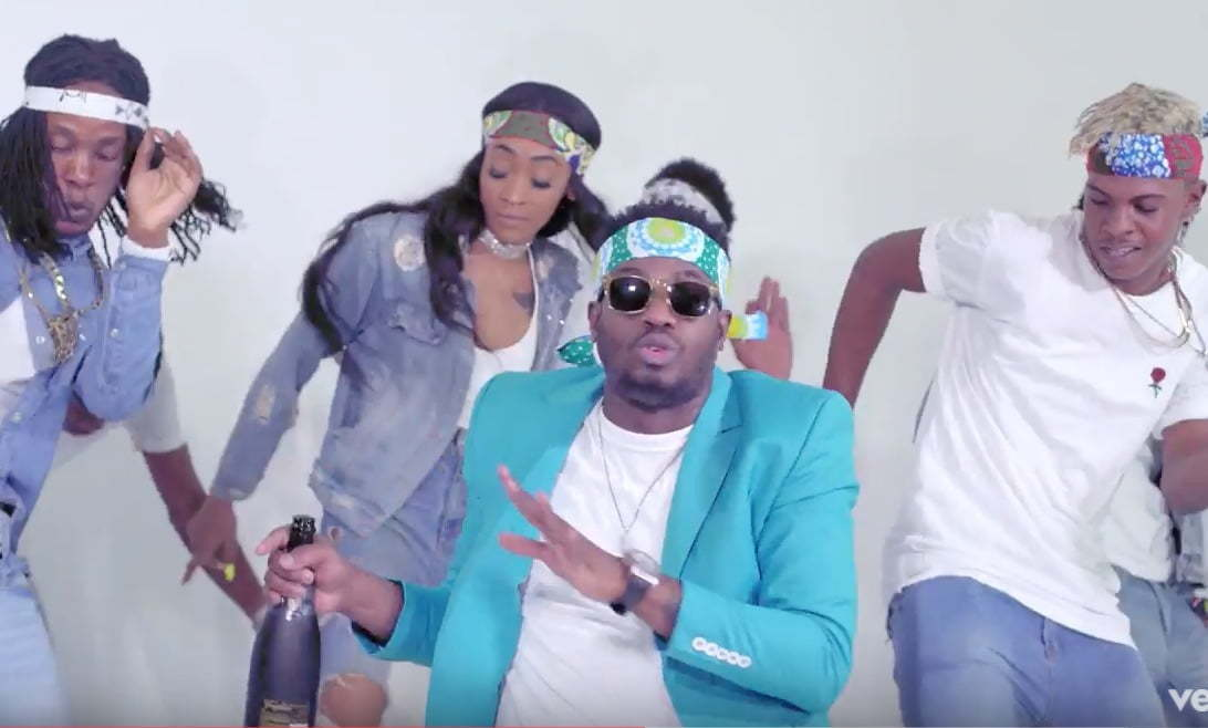 "Ding Dong Salutes Bogle In ""Lebeh Lebeh"" Video - Dancehall ..."