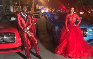 Gucci Mane Gave New Bride Keyshia Ka'oir A Rolls Royce