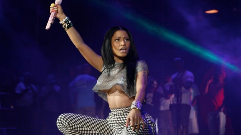 Nicki Minaj Announced That She Is Going On Tour Next Year