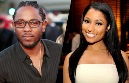 Nicki Minaj Wants More Respect and Kendrick Lamar Agrees With Her