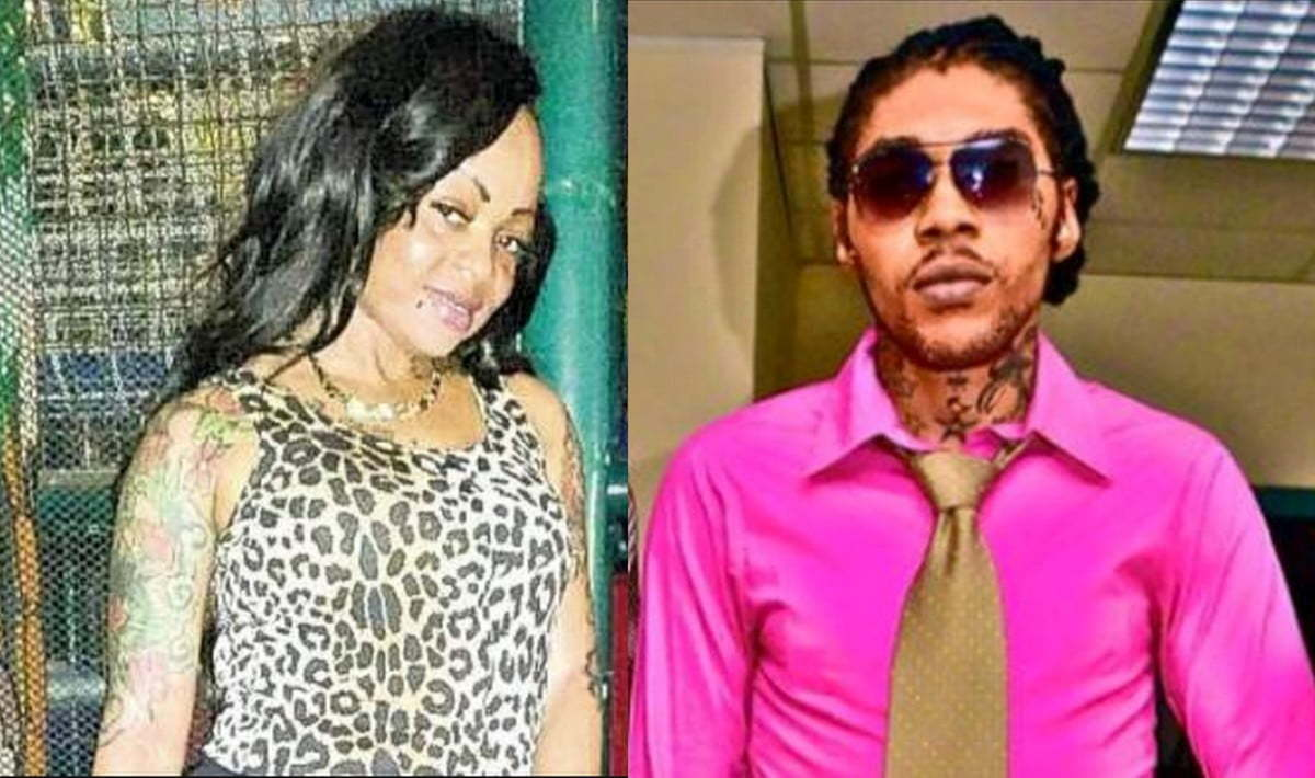 Tanesha Shorty and Vybz Kartel