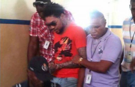 Vybz Kartel Released From UWI Hospital Back To Prison