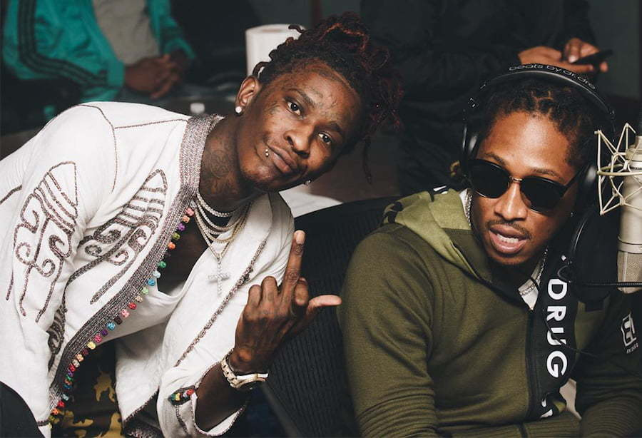 Future Amp Young Thug Mink Flow Lyrics Dancehallhiphop