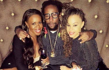 Jah Cure and Kamila McDonald Reunited At Jamrock Reggae Cruise