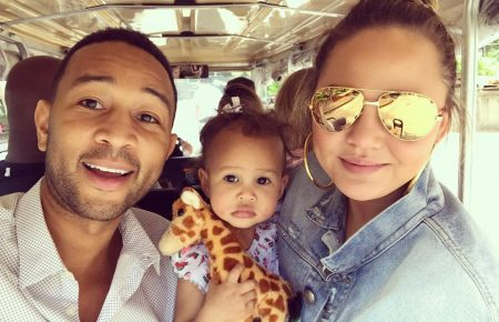 John Legend Wife Chrissy Teigen Announced Pregnancy With Second Child