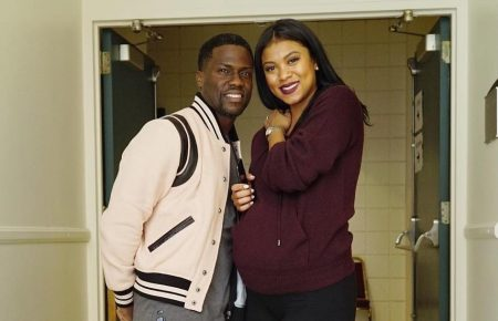 Kevin Hart Wife Eniko Gave Birth To Baby Boy Kenzo Kash