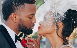 Konshens and Longtime Girlfriend Latoya Wright Got Married