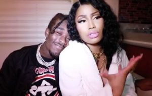 Nicki Minaj Shoots Video With Lil Uzi Vert Compares Him To Lil Wayne