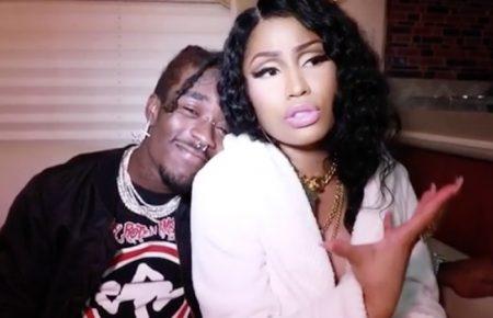 Nicki Minaj Shoots Video With Lil Uzi Vert Compares Him To Lil Wayne