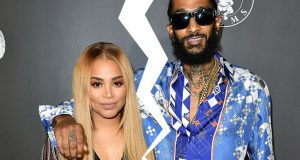 Nipsey Hussle Announces Split With Lauren London