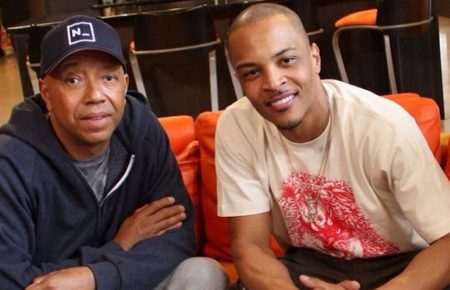 """Russell Simmons Responds To Sexually Assault Accusation """"Its False"""""""