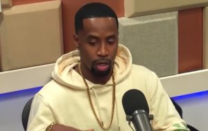 Safaree Talks Crying Over Nicki Minaj On TV, Meek Mill Sentence