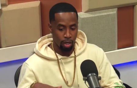 Safaree Talks Crying Over Nicki Minaj On TV, Meek Mill Sentence