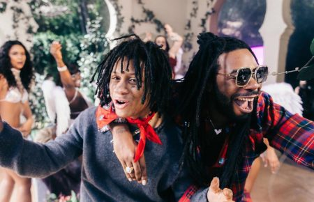 "DRAM and Trippie Redd Meet Angels In ""Ill Nana"" Video"