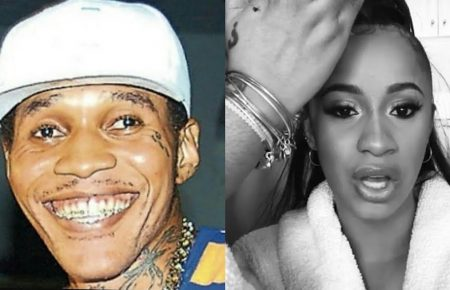 Cardi B Says Vybz Kartel Is Her Favorite Artist Of All Time