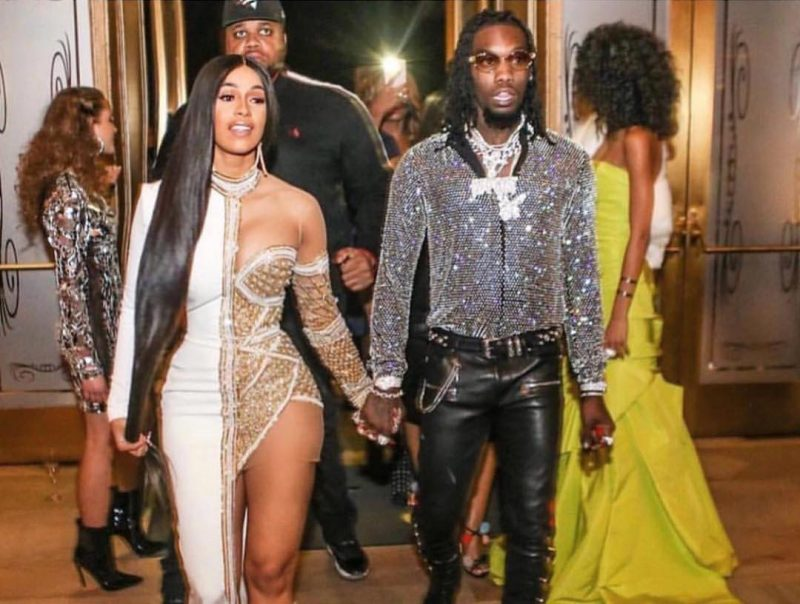 Cardi B Is Fiance Of The Year Buys Offset A Rolls-Royce