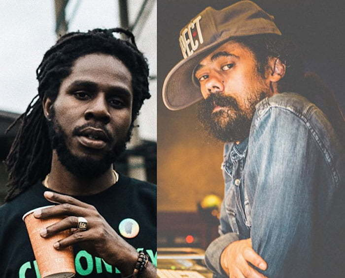 Damian marley says he is a fan of chronixx music urban islandz share this thecheapjerseys Gallery