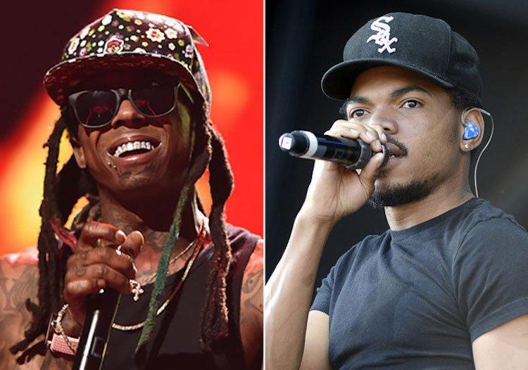 chance rapper lil wayne michael jackson rap urban islandz