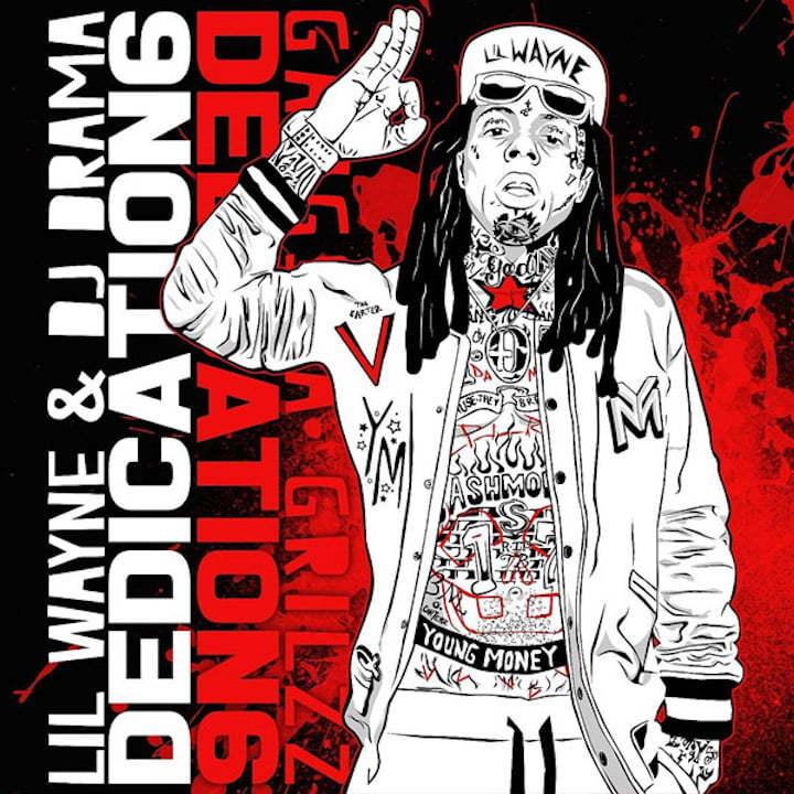 Lil Wayne Remixes 2017 Top Rap Songs On Dedication 6