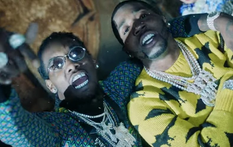 YFN Lucci and Offset Bosses Up in