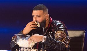 DJ Khaled Gets Roasted On Twitter For Judging Dunks At NBA All-Star Weekend