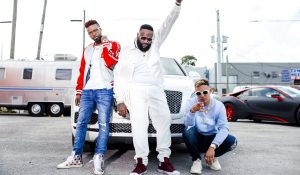 Rick Ross and Konshens Working On New Music