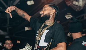 Nipsey Hussle 'Victory Lap' Album Release Party Halted By Gunfire