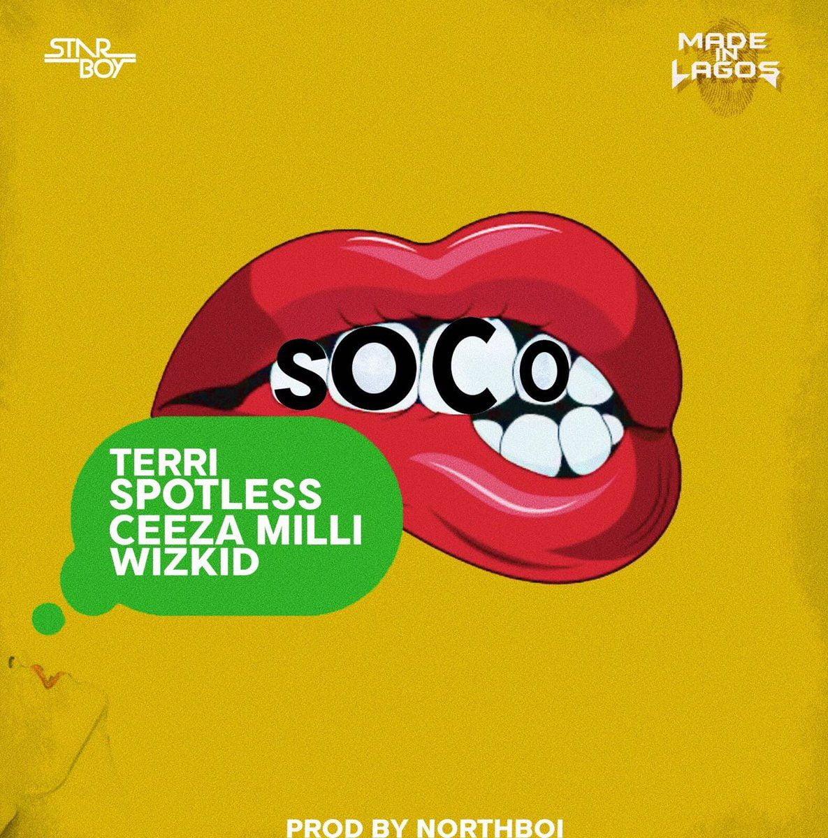 Starboy Music Feat  WizKid, Terri, Ceeza Milli & Spotless