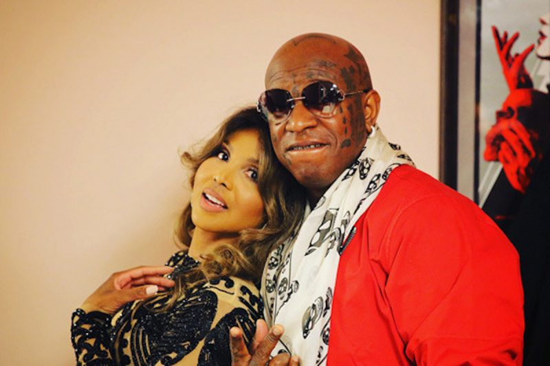 Toni Braxton announces engagement to Birdman and shows off HUGE ring