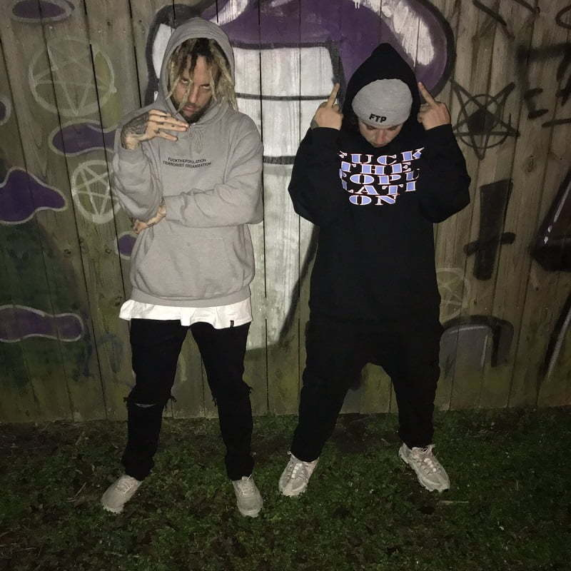 Uicideboy Quot Fu Kallofyou2k18 Quot Lyrics Urban Islandz