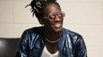 Young Thug Bonded Out Of Jail Following Arrest On Gun Charge